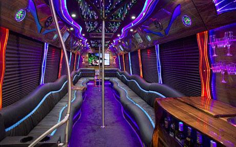 fun run party bus