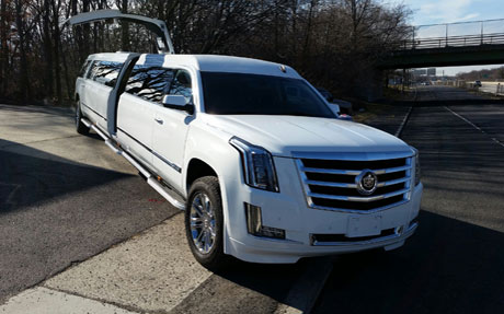 Gold Star Services - Cadillac Escalade - Long Island Limo Services, NY