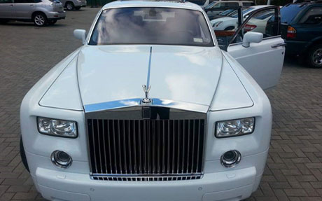 Phantom - Rolls Royce Long Island -Gold Star Limousine, Long Island NY