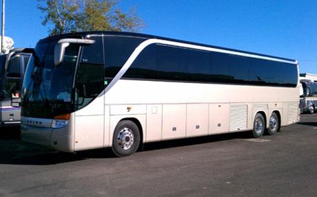 Long Island Bus - 50 Passenger Party Bus - Party Bus Long Island, NY