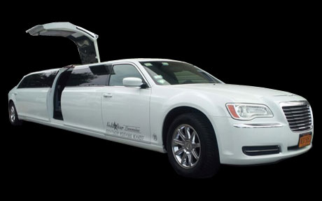 Gold Star Services - Chrysler 300 Limousine - Long Island Limo Services