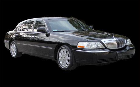 Lincoln Town Car - Limousine Wine Tours - Gold Star Limousine